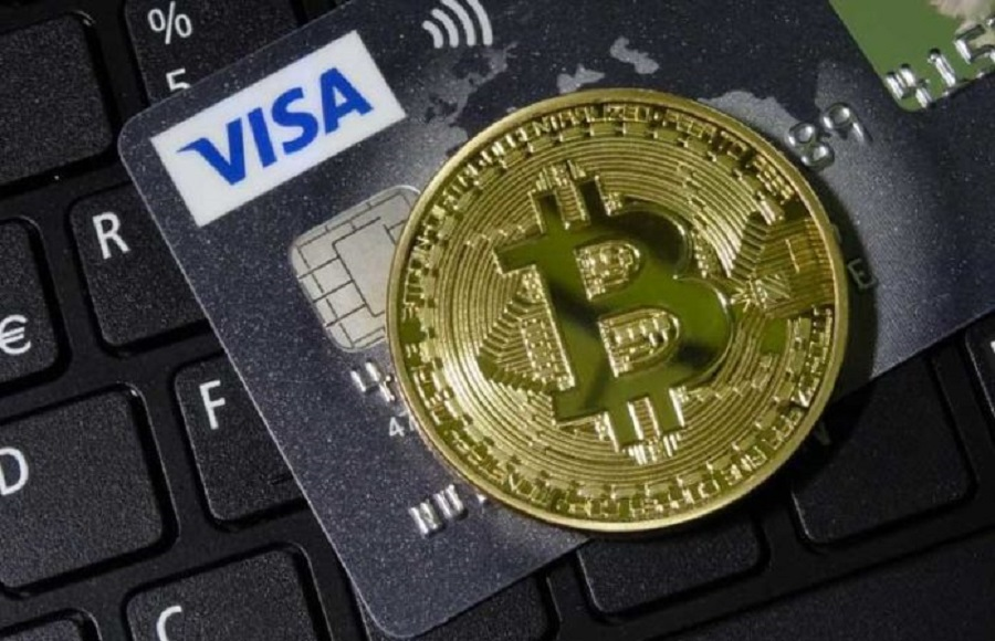 Visa to provide easy ways to spend from crypto wallets