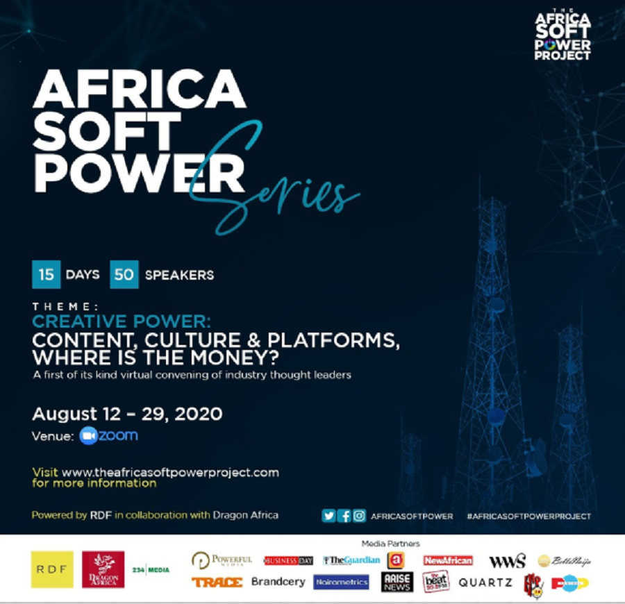 The Africa Soft Power Project: New virtual summit featuring 50+ speakers across 15 sessions launches this week