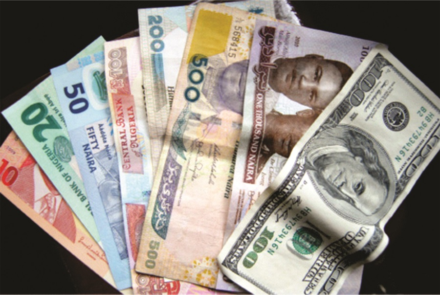 Naira strengthens at forex market despite significant drop in dollar supply, Exchange rate gains at the black market as FX Turnover rises over 1000%.