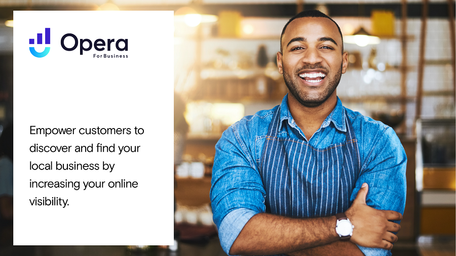 Opera launches Opera For Business and announces new partnership with Google My Business