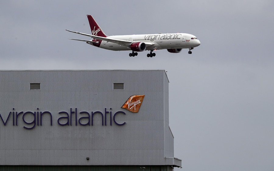Covid-19 crisis: Virgin Atlantic files for bankruptcy