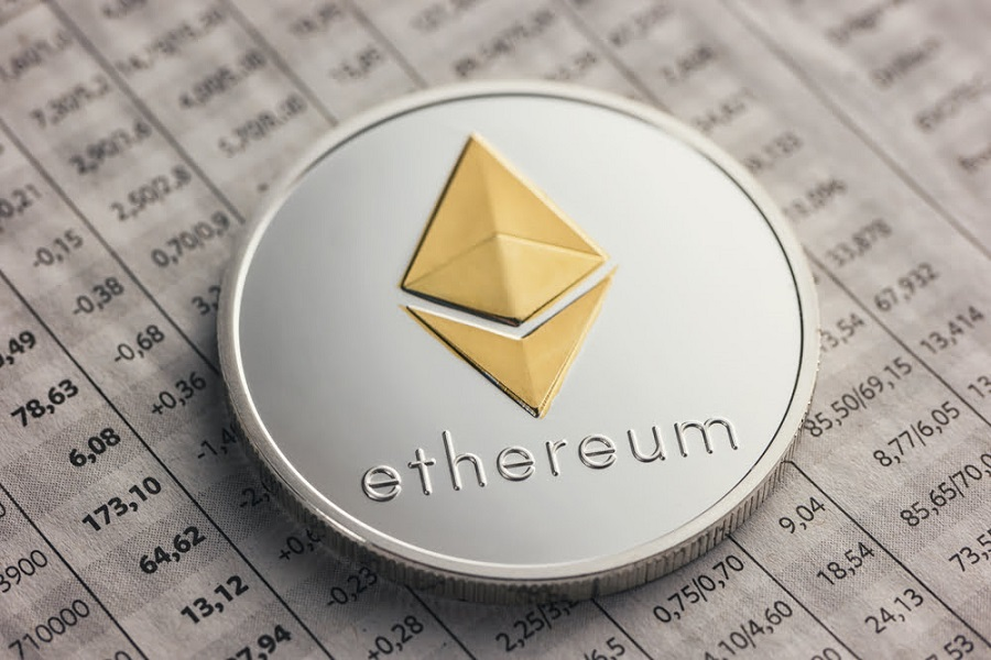 Unknown ETH Whale moves $35 million dollars worth of Ethereum