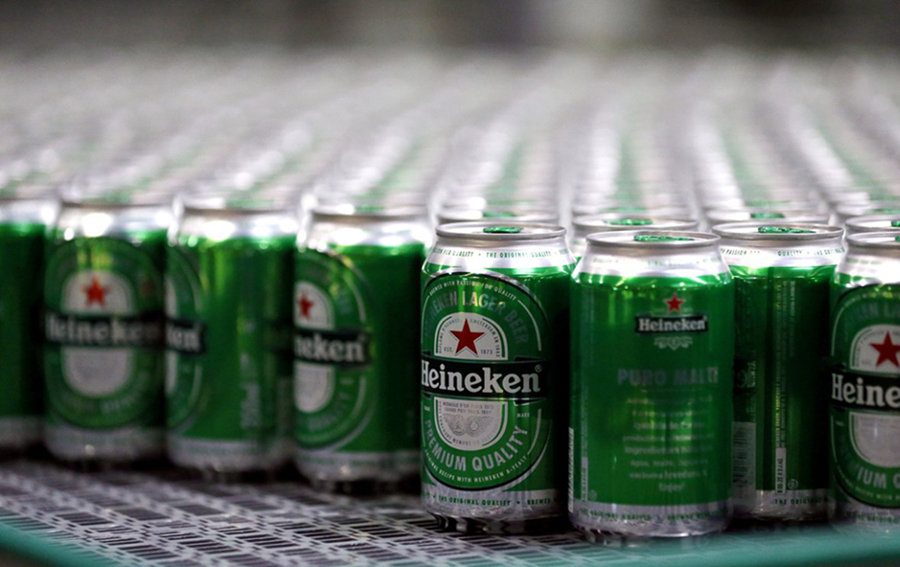 Heineken to cut 8,000 jobs under its restructuring programme by the end of Q1 2021