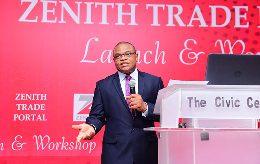Executive Director buys 2 million additional Units of Zenith Bank Plc Shares.
