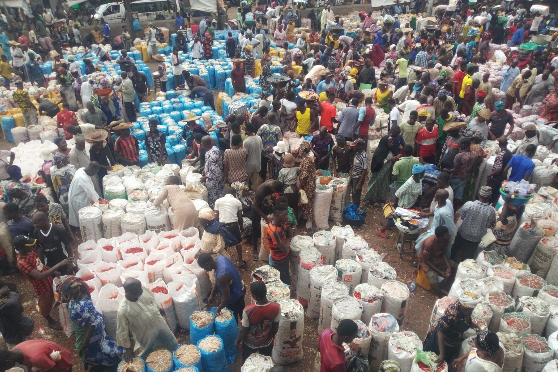 Traders, artisans abandon face masks, sanitizers as fear of COVID-19 fades off for most Nigerians