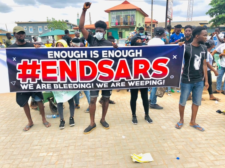 #EndSARS: Nigerians Recount Horrible Experience With Thugs In Police Uniform