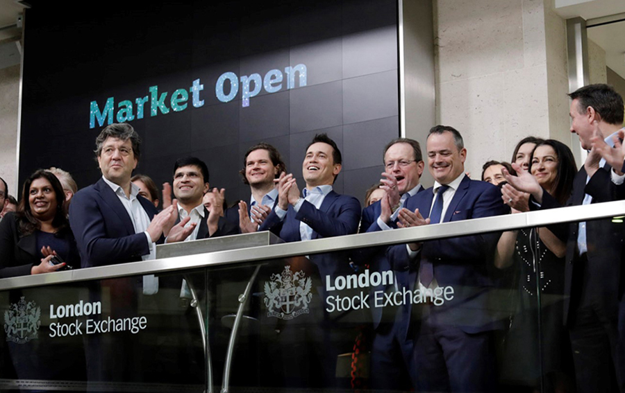 London Stock Exchange seals $5billion Borsa Italia sale