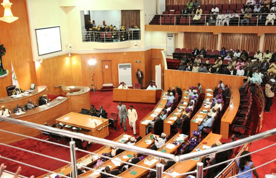 Lagos Rail Mass Transit, Lagos State House of Assembly, Lagos 2021 Appropriation Bill scales through second reading