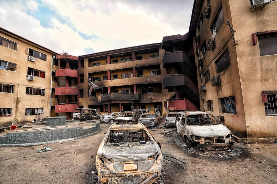 Post-#EndSARS: A time of reckoning for the Insurance companies in Nigeria