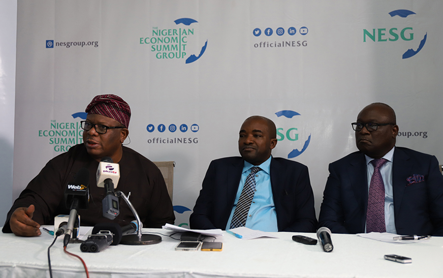 #EndSARS: The Board of NESG postpones 26th Summit in a bid amplify the voices of our youth