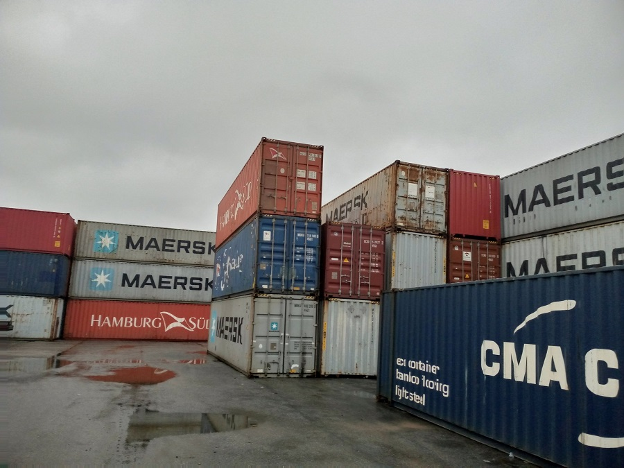 Container shipping operations from China to Onitsha resume