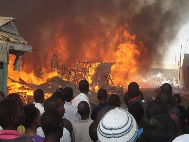 Jos Electricity Distribution Company head office allegedly on fire