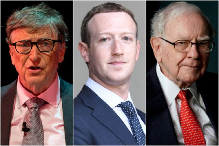 Billionaires that can triple the value of Bitcoin