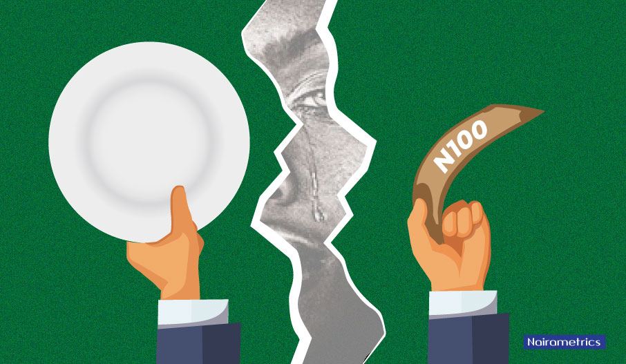 No more N100 a plate meal in Nigeria