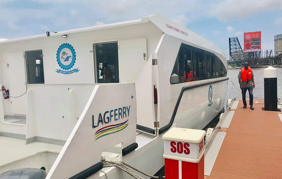 LAGFERRY ferried over 200,000 passengers in 2020 - MD