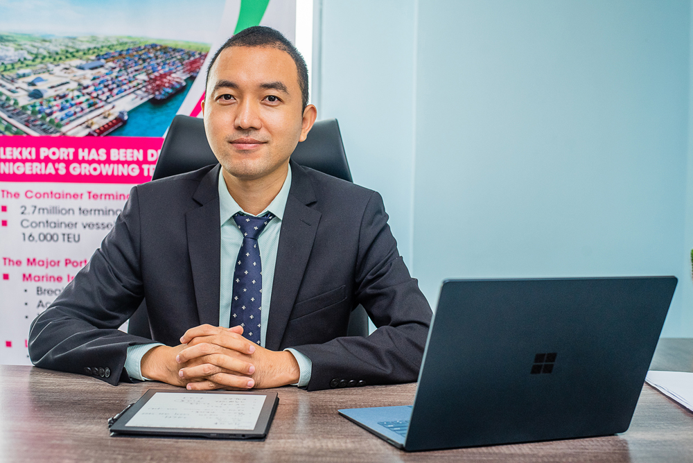 China Harbour Engineering Company latest equity infusion into Lekki Port is $221million - CEO, Lekki Port