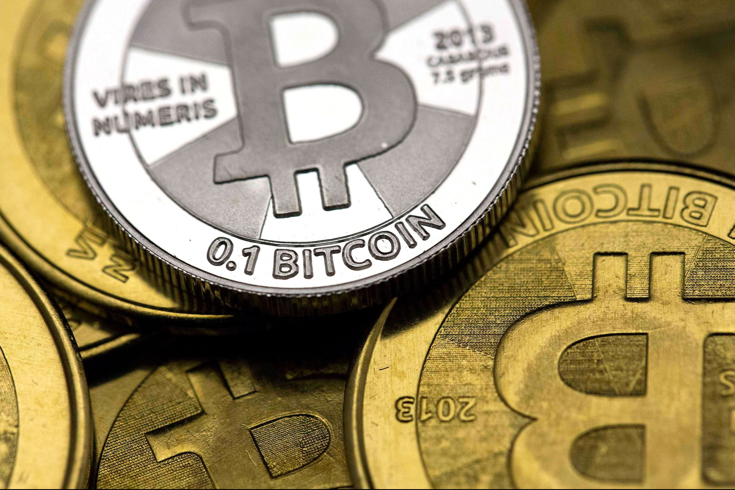 Bitcoin suffers worst financial loss in minutes