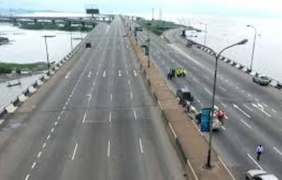 FG announces reopening of Third Mainland Bridge ahead of schedule