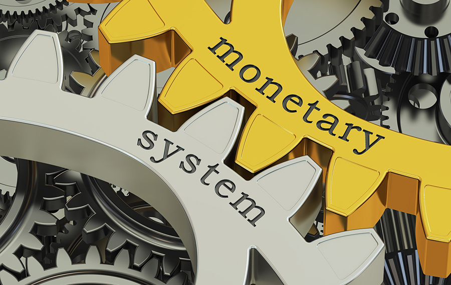 The Fourth Industrial Revolution And The Birth Of A New International Monetary System