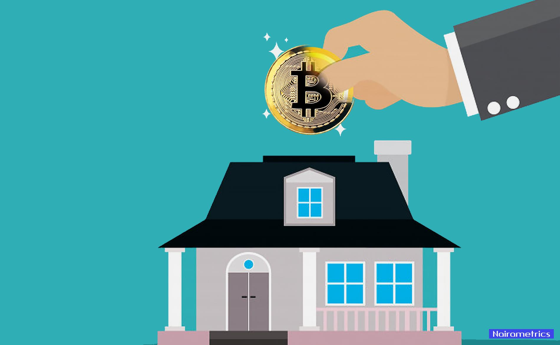 1 Bitcoin will buy you a house in Nigeria's rich suburb
