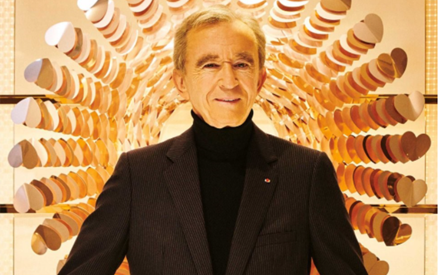 How Bernard Arnault Became The 4th Richest Man In The World Selling Luxury Brands