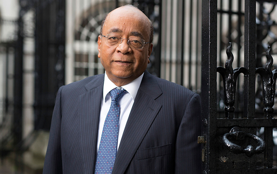 Meet The Sudanese British Billionaire Behind The Famous Mo Ibrahim Foundation