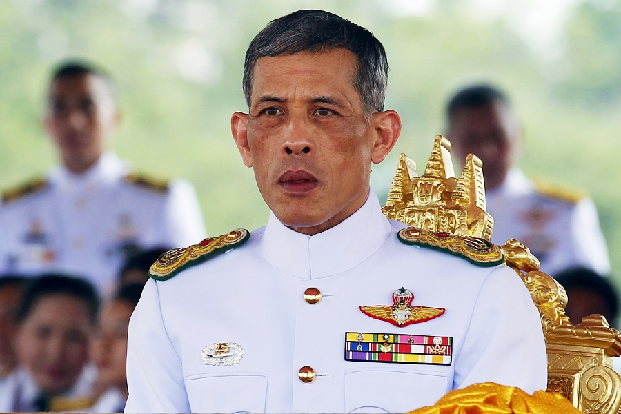 Meet King Maha of Thailand, the richest royal figure in the world