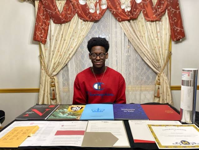 Meet Tami, the Nigerian teen with admission offers from 5 Ivy colleges, 9 others