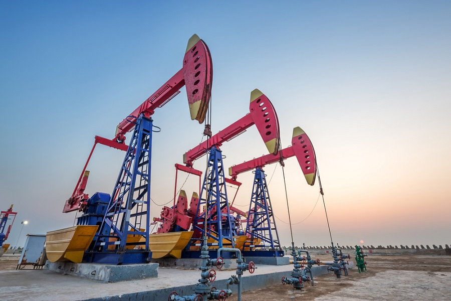 Oil posts biggest loss in 9 months